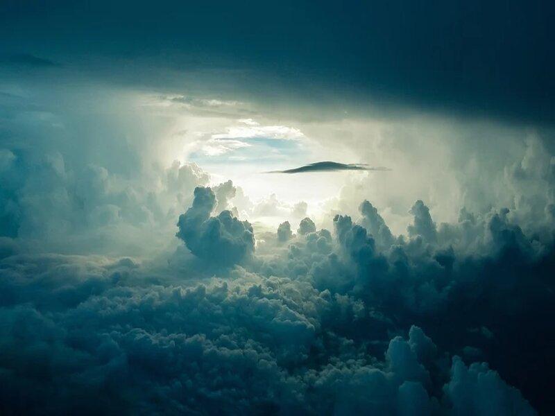 Soñar con aire