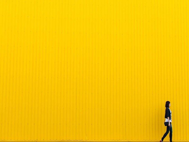 Soñar con amarillo