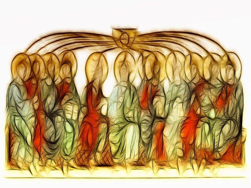 Soñar con apóstol
