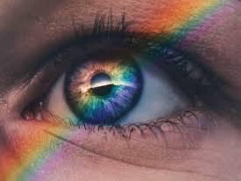 soñar con daltónico