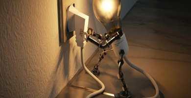soñar con electricidad