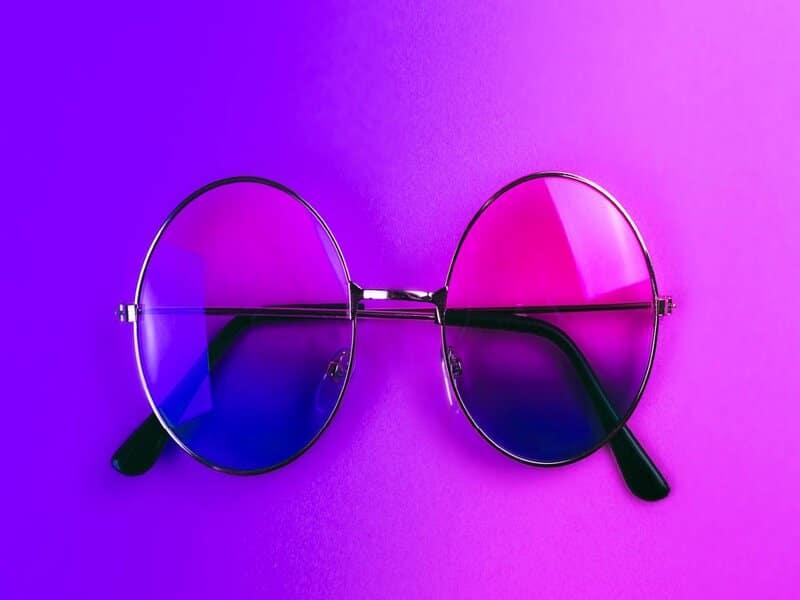 soñar con gafas