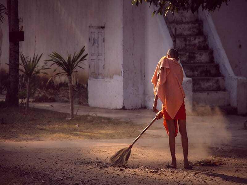 soñar con limpiar