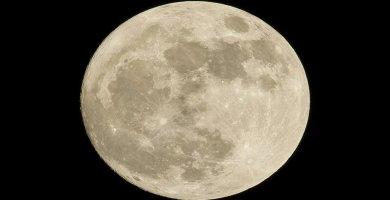 soñar con luna