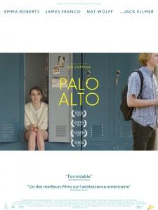 Palo Alto - Affiche