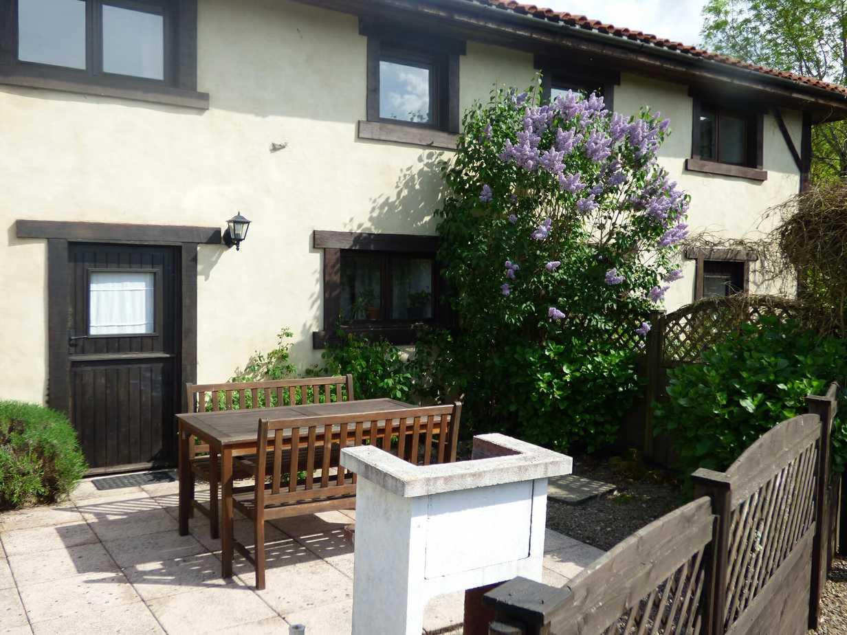 Baudelaire's terrace
