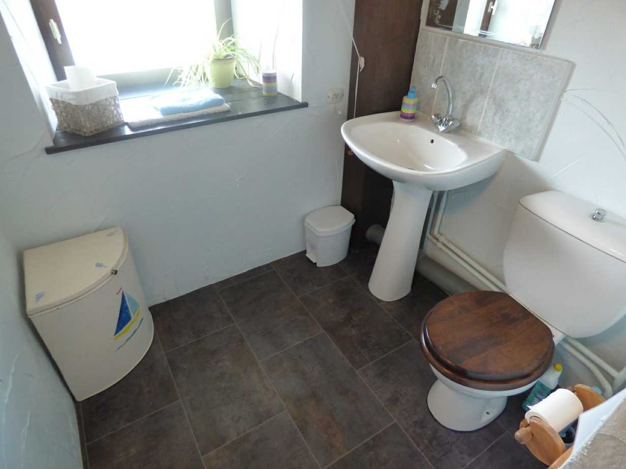 La salle de bain de Racine