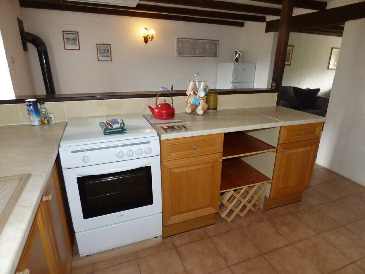 Baudelaire's kitchen