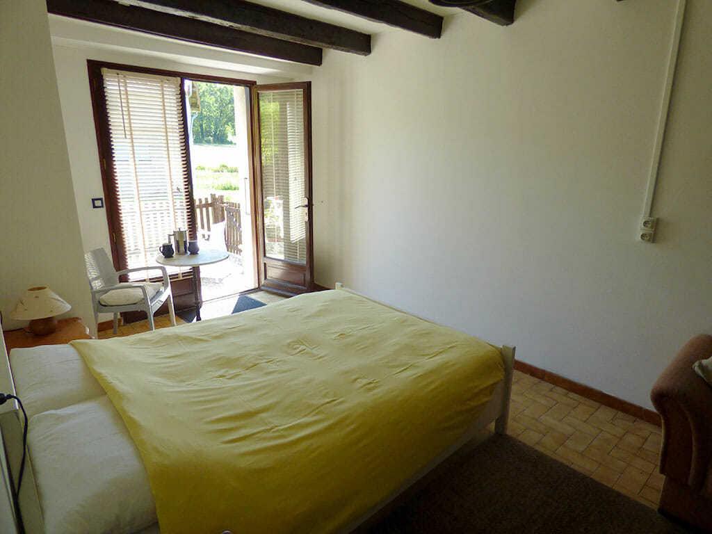 Voltaire Master bedroom