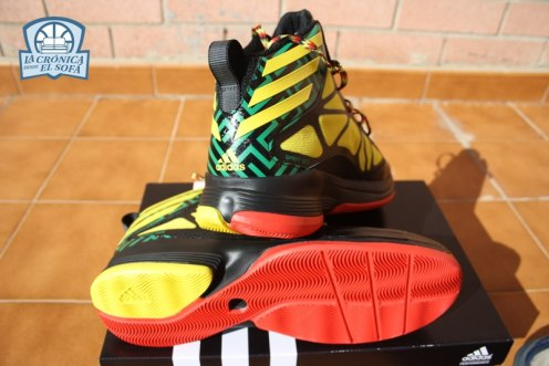 adidas Crazy Fast Black History Month 6