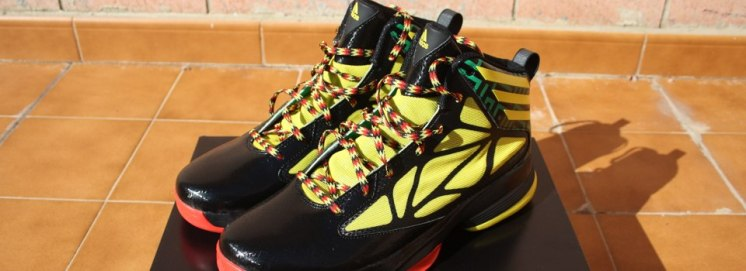 adidas Crazy Fast Black History Month