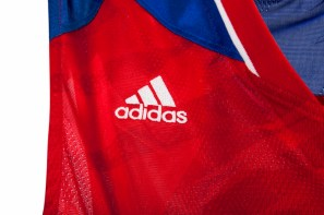 adidas NBA All-Star WEST Jersey Detail 2