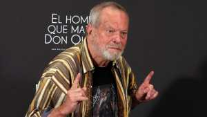 Terry Gilliam en Madrid