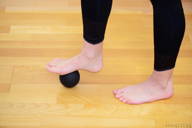 Massageball für Füße