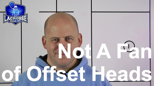 Why I'm Not a Fan Of Offset Goalie Heads