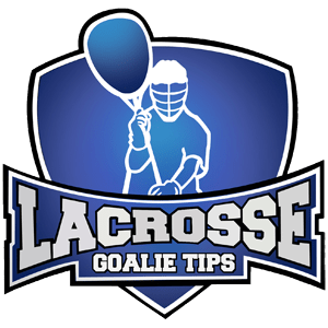 Lacrosse Goalie tips Logo