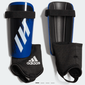 Adidas Soccer Shin Guards for lacrosse goalies