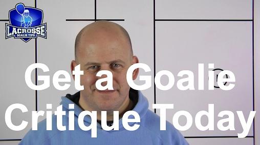 Popular! Get a Goalie Critique Today