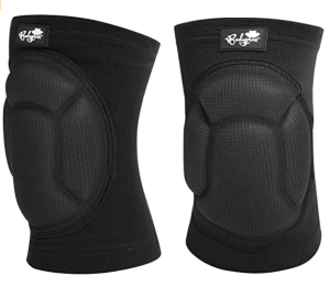 Volley Ball Knee Pads can be a solid choice in a pinch.