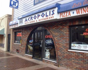 Acropolis Pizza and Wings