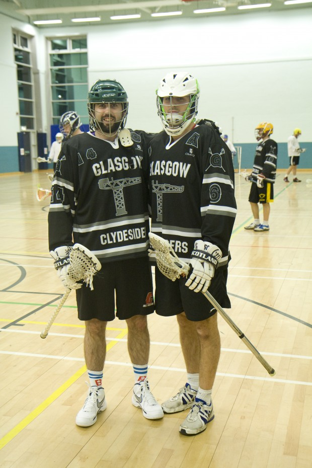 Scottish Box Lacrosse League