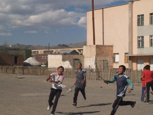 Mongolian Lacrosse Program
