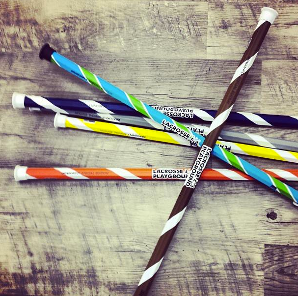 Custom Lacrosse Playground Shaft Giveaway Today!