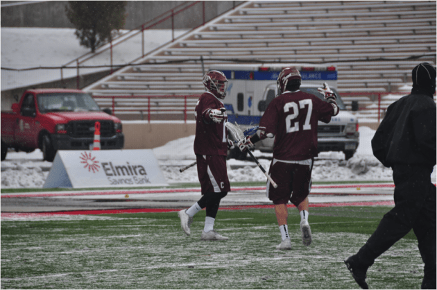 2013 Colgate Lacrosse Player Blog: Top Ten Showdown in Ithaca