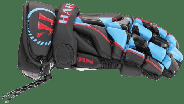Kyle Hartzell's Custom Warrior Lacrosse Gloves