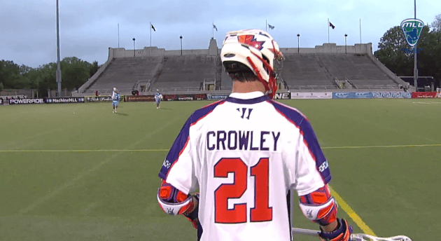 Kevin Crowley 2013 Highlights, Named Brine Offensive Player of the Year