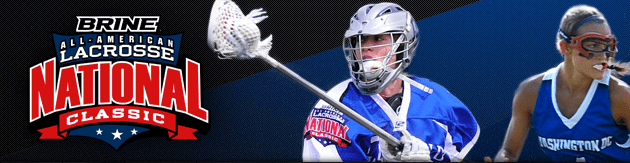 Michigan Regional Tryouts for the 2014 Brine National Lacrosse Classic