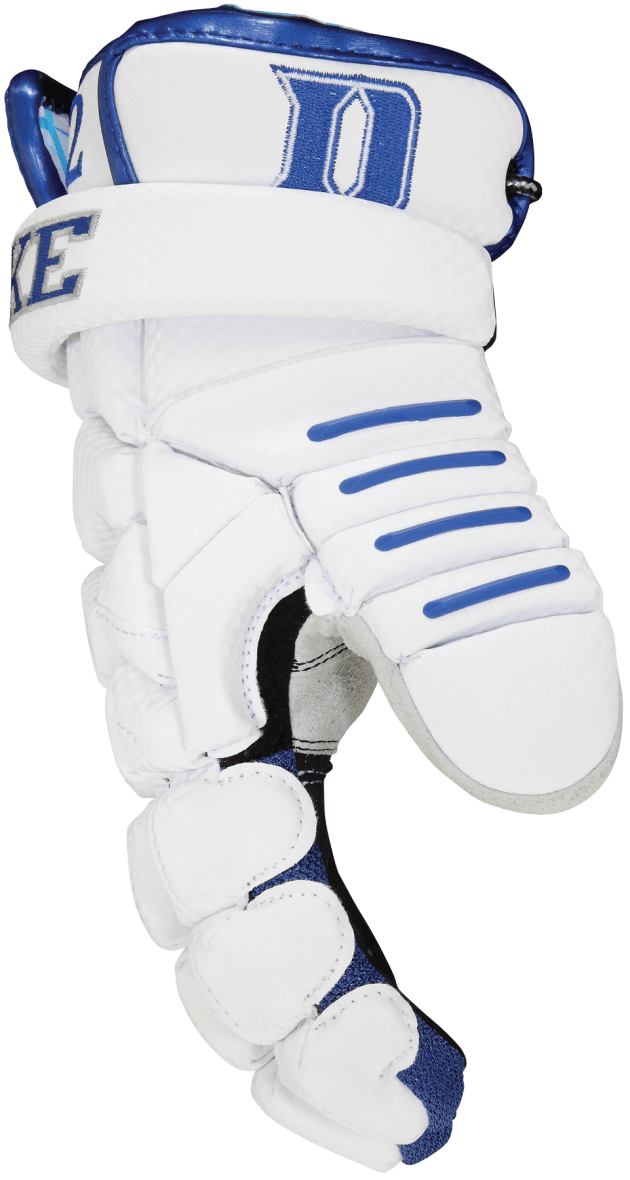 All White Everything, Duke's Brine Triumph 2 Gloves