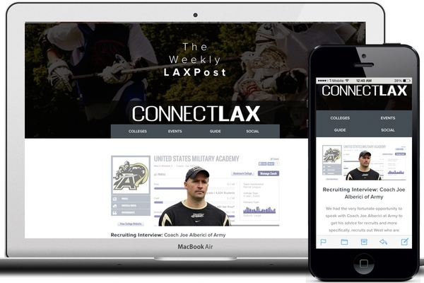 Learn What College Coaches Are Looking For With The Weekly LAXPost
