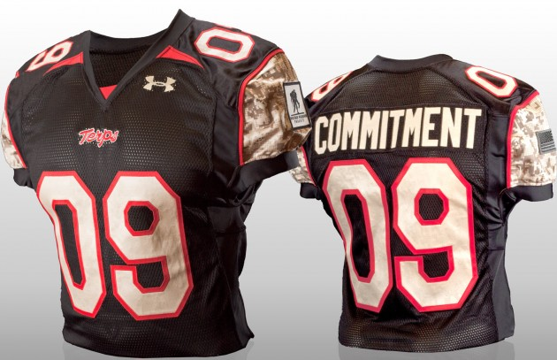 Maryland Lacrosse to Unveil Military Appreciation Jerseys Against UVA?