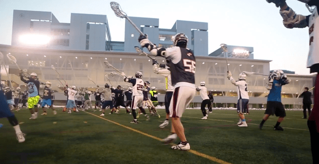Encore Brand, Combining Cultures with Japan Lacrosse