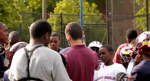 Harlem Lacrosse & Leadership Featured on CBS Evening News
