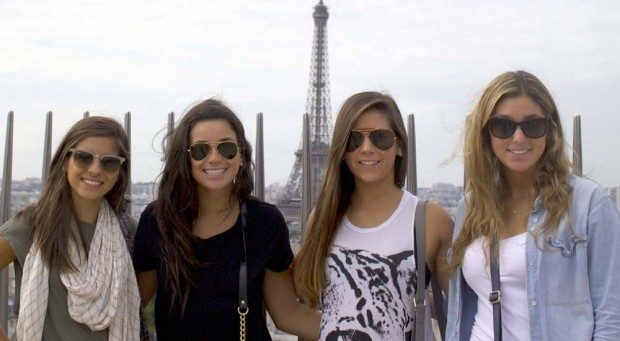 Team chemistry: from Lehigh to Paris