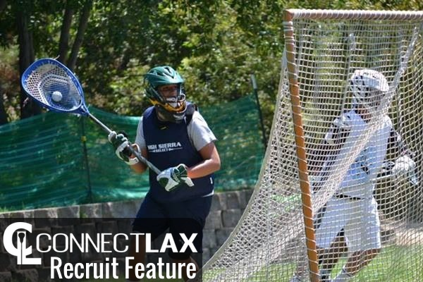 ConnectLAX Recruit Feature: Ian DeValliere