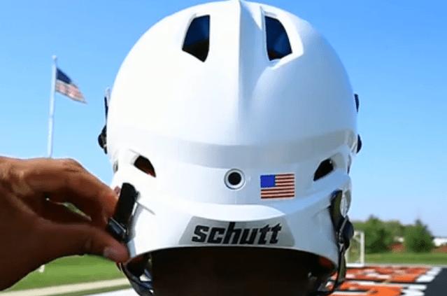 stx lacrosse helmet