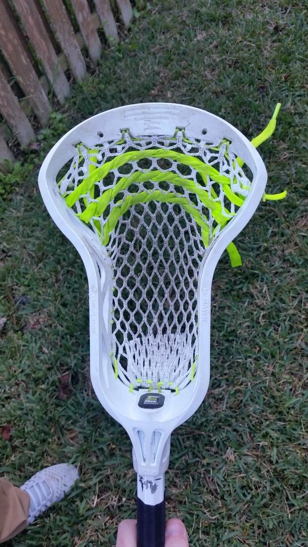 hawk lacrosse head