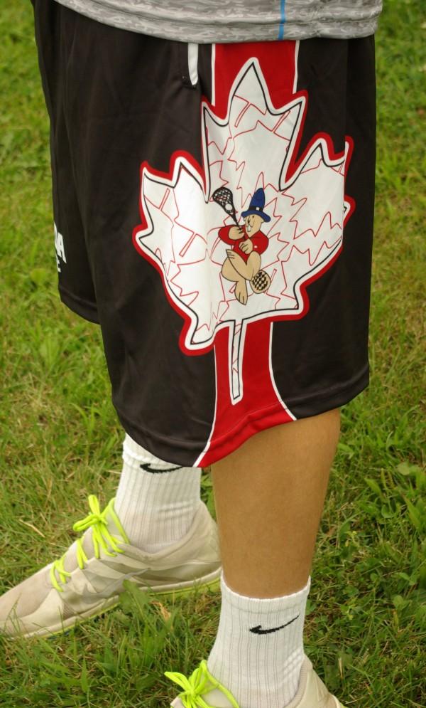 Canada Shorts_East Coast Lacrosse