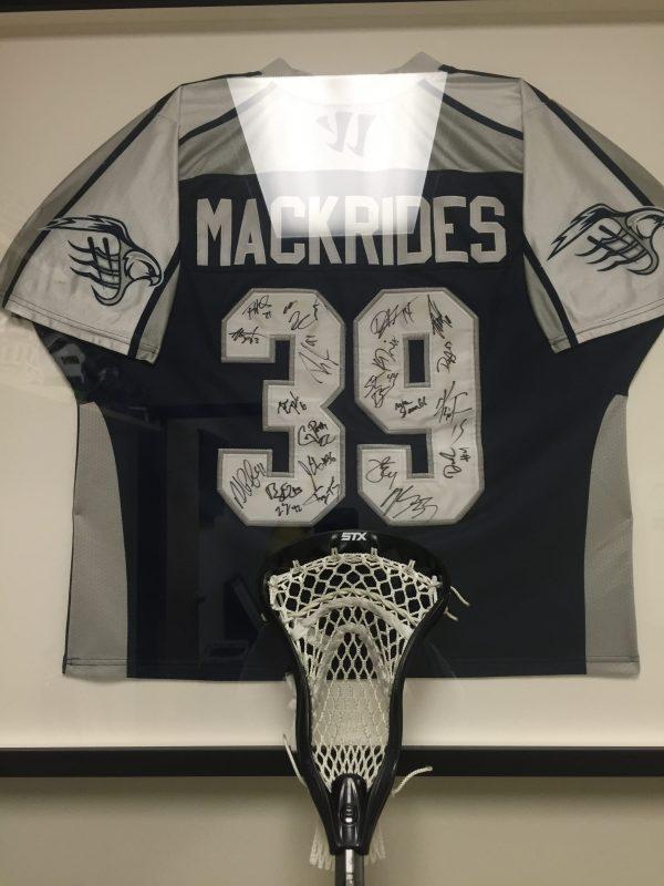 Matt Mackrides 5