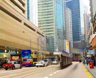 Des Voeux Road Central-covering Central and Sheung Wan
