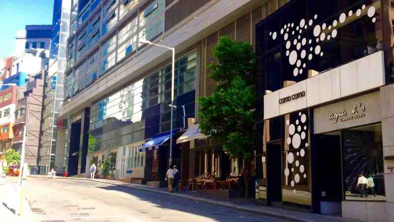 Hollywood Road-F&B Shop for Lease