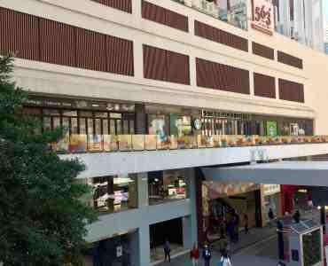 Upstairs restaurants_Wan Chai
