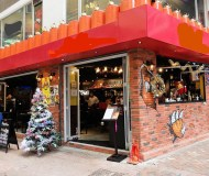 Tsim Sha Tsui Wide Frontage F&B Shop for Sale with Lease