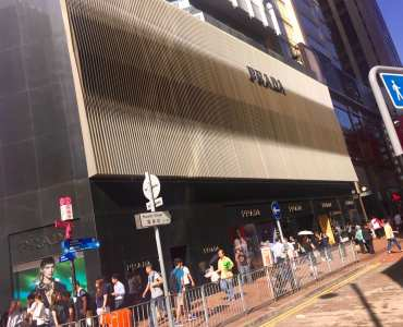 Causeway Bay Russell Street the most expensive shop rental in the world
