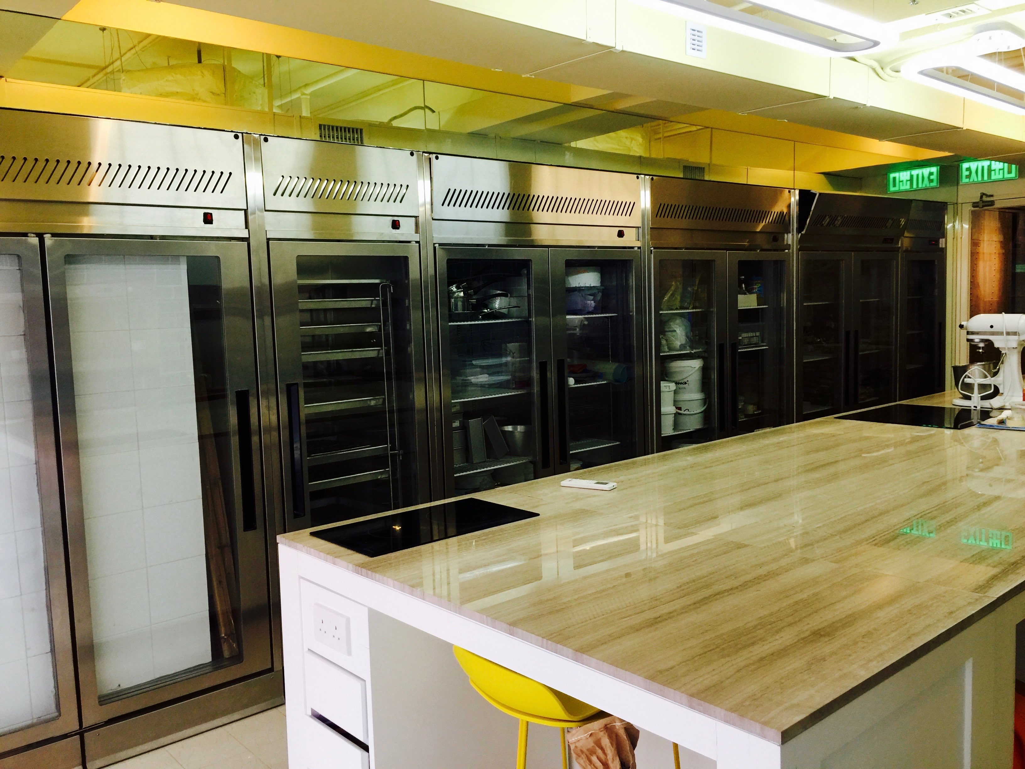... Central Kitchen For Sale With Lease And Food Factory Licence In Kowloon  Hong Kong ...