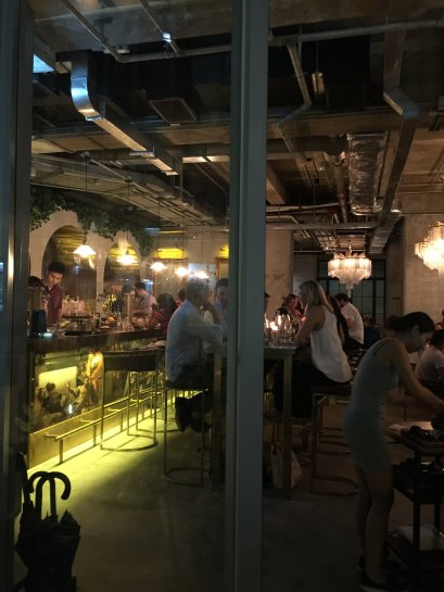11 Westside is a new Mexican restaurant in HK. Food in good value and quality. Success story of a casual dining restaurant