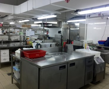Central Kitchen in Hong Kong for sale - fully equipped with food factory licence